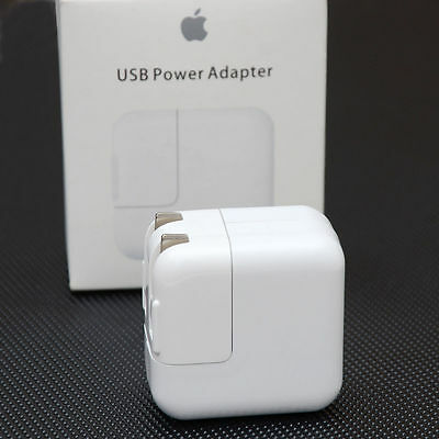 12W Genuine Original USB Power Adapter Wall Charger For Apple iPad2 3 4 iPad air