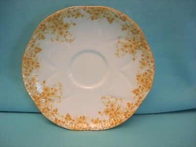 Shelley Dainty Yellow Saucer