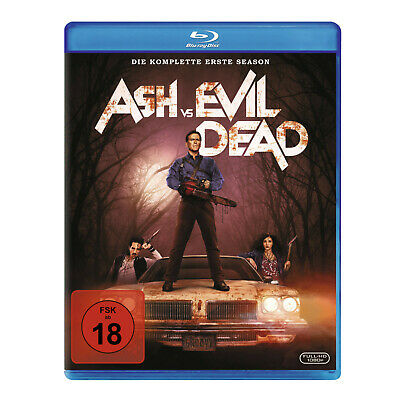 ASH VS EVIL DEAD 1.SEASON - (Blu-ray)