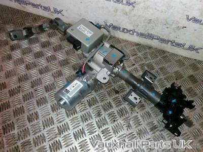 Vauxhall Corsa C Non Adjustable Electric Power Steering Column 13136674 49353