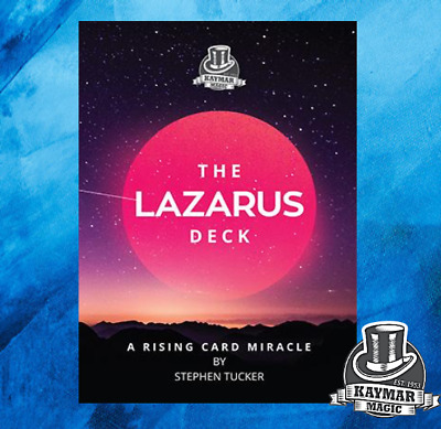 The Lazarus Deck by Stephen Tucker.  The ULTIMATE rising card effect!
