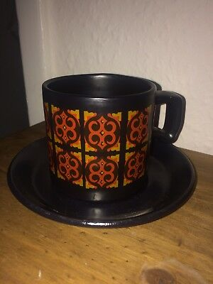 Vintage Arthur Woods Cup And Saucer