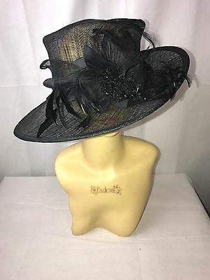 Marks And Spensers Formal  Hat Bought For Ascot Worn Once