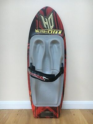 Kustom Kneeboard With Pilot Seat And Adjustable Strap