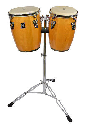 Bryce 9 And 10 Inch Conga With Stand *please Read Listing* Christmas Bargain!