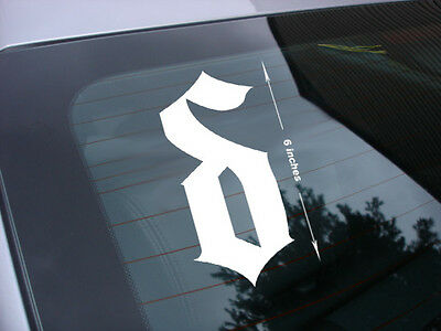 shinedown rock band decal sticker *free ship