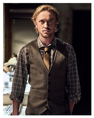 "--THE FLASH--""JULIAN"" -- TOM FELTON -Glossy 8x10 Photo -"