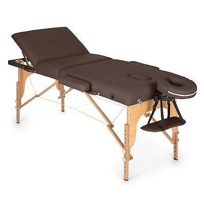 Strong 200 Kg Massage Table Bed Portable Folding Beauty Spa Therapy Tatoo Adjust