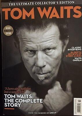 Tom Waits - The Uncut Ultimate Music Guide - Complete Story Deluxe Edition