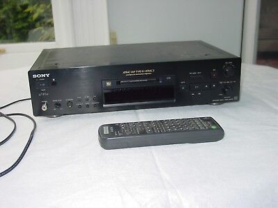 Sony Minidisc deck Model No: MDS-JB940