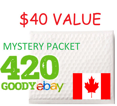 Mystery Stoner Box Packet 420 Reggie Rastafarian Boxes PIPES PAPERS TOOLS