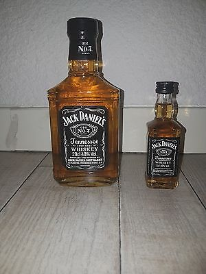 ---- Jack Daniels -----Lot------ 20 cl and 5cl-------