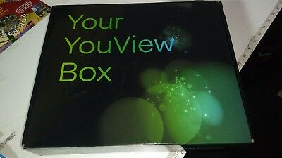 TalkTalk DN372T YouView+ Box Dual Tuner Freeview HD Recorder Newest Software box