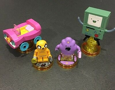 Lego Dimensions Adventure Time Team Pack 71246 Complete