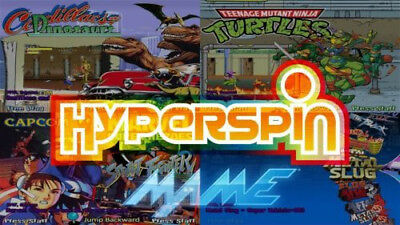 1000gb hyperspin style arcade harddrive ,saturn,dreamcast,cdi,neo geo cd 2 many