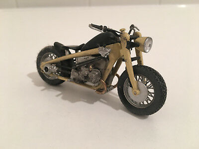 Zündapp KS750 Custom Bike 1/24 IXO Altaya Bike Motorcycle Hot Rod Rat