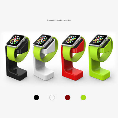 Portable Charger Stand Holder Charging Docking Station For Apple Watch iWatch
