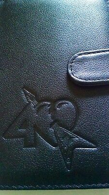 TOM PETTY Wallet 40th Tour ViP only NEW Billfold Embossed logo official item