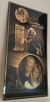 Buffy The Vampire Slayer Custom Metal Photo Picture Once More With Feeling Rare