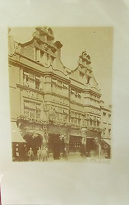 THE ANGEL HOTEL ILFORD ESSEX c1905 RP PC