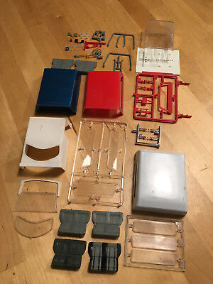Pickup Hardtop 1/24 1/25 AMT Fujimi Aoshima Revell Teile Parts Ford Toyota Hilux