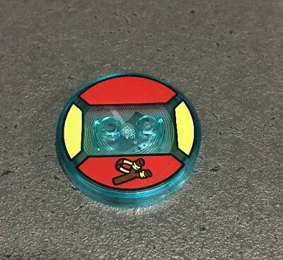 The Simpsons Bart Simpson Character Tag Lego Dimensions. No Lego Just Tag