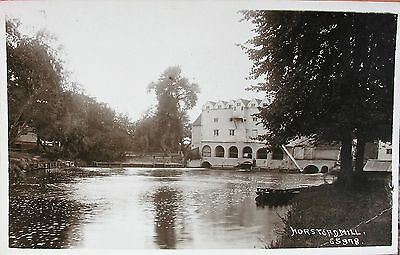 Horstead Mill Norfolk Early Rp Pc