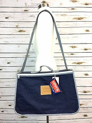 Vintage Levi's New NWT Garment Bag? Brief Case? Totes Bags Luggage USA