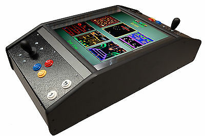 Tabletop Bartop Arcade Amusement Machine 2 Year Warrantee