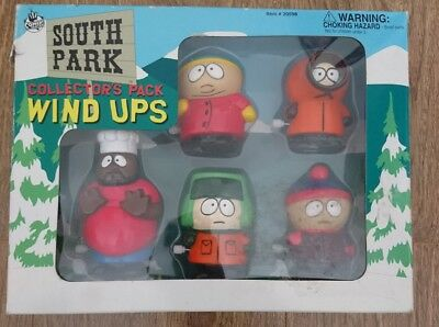 South Park Wind Ups Christmas Gift Stocking Filler