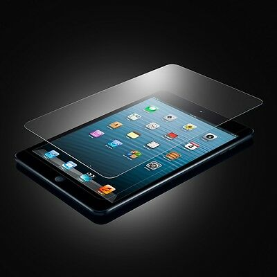 REAL GENUINE TEMPERED GLASS FILM LCD SCREEN PROTECTOR FOR APPLE iPad AIR 1,2 Pro