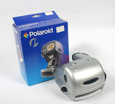 Polaroid P instant camera boxed - tested and working