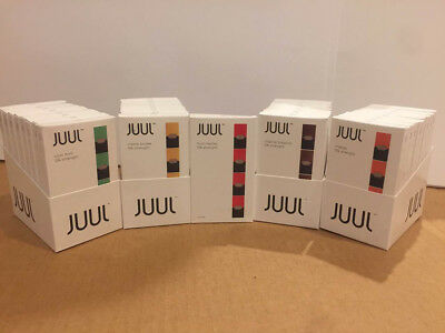 JUUL FRUIT *All Flavors Available* 4 PODS BRAND NEW FAST FREE SHIPPING