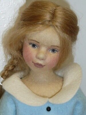 """10.75"""" Maggie Made Doll Little Elise MIB #90/100 from 2005 by Maggie Iacono"""