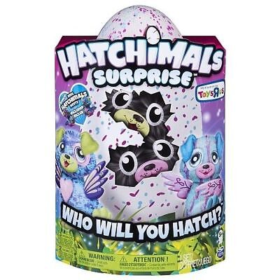 Hatchimals Surprise Puppadee Twin by Spin Master RARE TOY R US EXCLUSIVE IN HAND