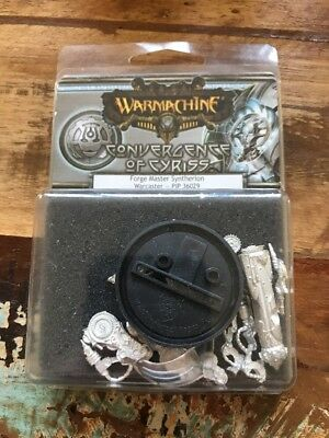 Warmachine Convergence Of Cyriss Forge Master Syntherion