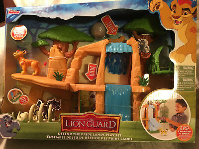Lion's Guard Defending the Pride Play Set