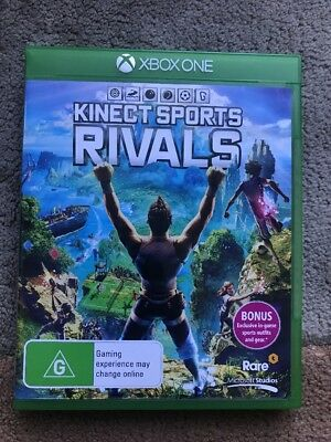 Kinect Sports Rivals (Microsoft Xbox One, 2014)