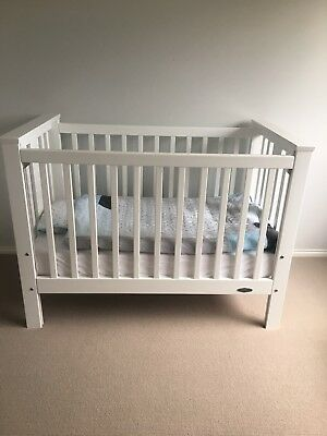 Touchwood Metro Cot And Mattress