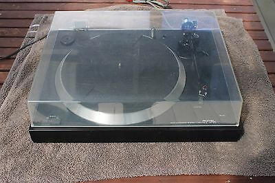 Rotel Rp-310 Belt Drive Turntable