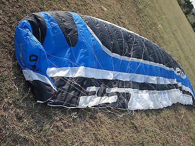 Flysurfer speed 1 13m complete-kite,bar,lines and bag