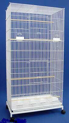 Extra Large Flight Multiple Parakeets Canaries Finches Sugar Glider Bird Cage684