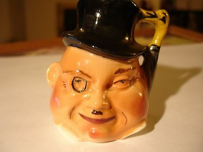"Burlington Ware - Algy - Miniature ""The Penguin"" Character Jug"