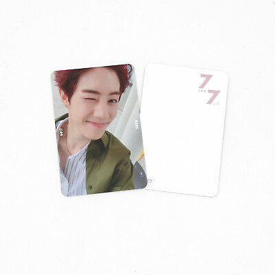 [GOT7]Official Photocard-MARK/Selfie version/7 for 7/You Are/7for7
