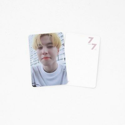 [GOT7]Official Photocard-YUGYEOM/Selfie version/7 for 7/You Are/7for7