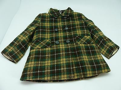 True Vintage Baby/toddler Winter Coat, Very Little Bird 18 Months Retro 70S/80S