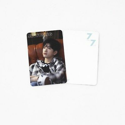[GOT7]Official Photocard-JINYOUNG/Making version/7 for 7/You Are/7for7