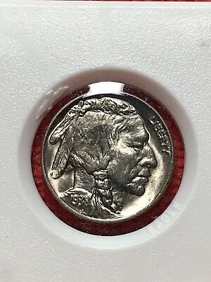 1938-D/s Buffalo Nickel~Gem Bu