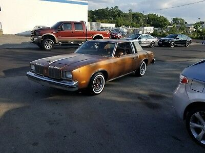 1979 Oldsmobile Cutlass supreme 1979 oldsmobile cutlass supreme