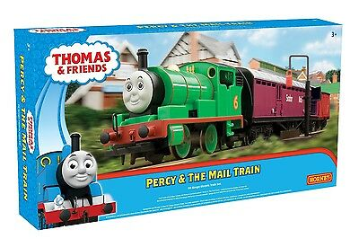 """Hornby R9284 Thomas The Tank Engine - """"Percy And the Mail Train"""" - Aust Warranty"""